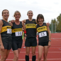 4X400 Team Southern Vets Final 2017