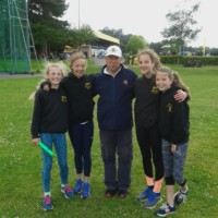 U11 G Relay Team Ydl Bournemouth