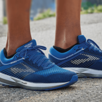 Brooks Levitate Shoe Blue