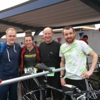 Portsmouth Duathlon 2018 Group