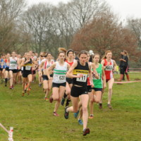 Snr Women Hants Xc